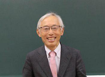 田中宏暁教授の写真