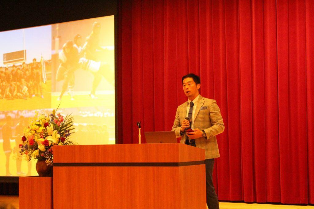 藤田雄一郎氏の写真